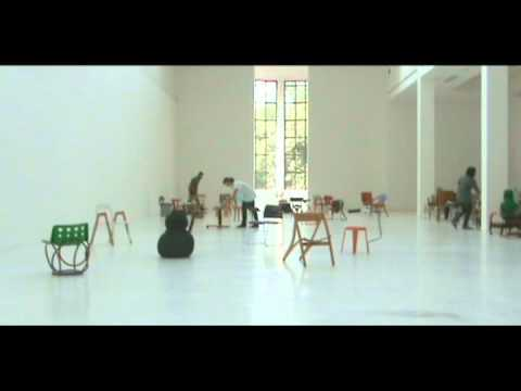 Martino Gamper 100 Chairs In 100 Days Making Of