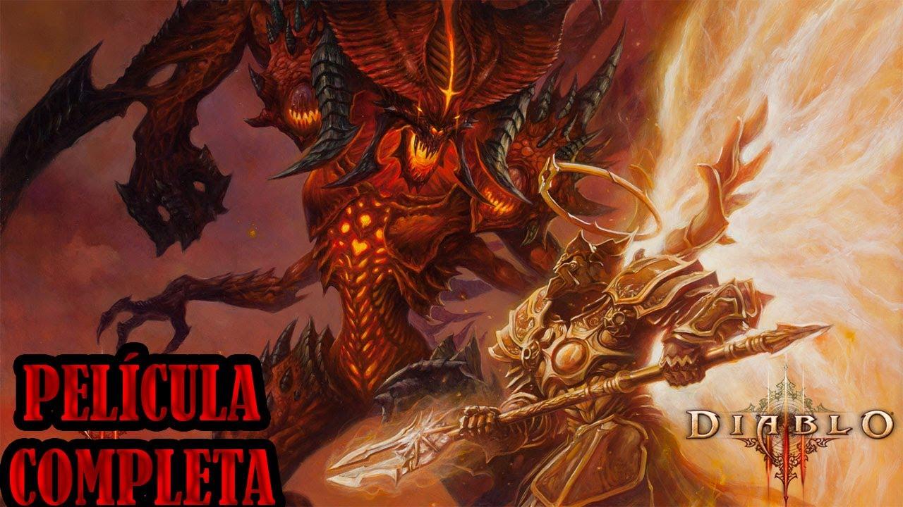 Diablo 3 Película Completa Español