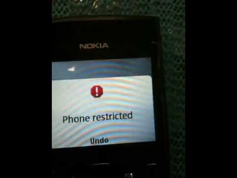 Nokia X2 unlock Fido Rogers unsuccessful