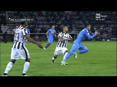 DOHA   Juventus  Napoli  7  -  8  Super Coppa Italiana 2014 partita completa thumbnail