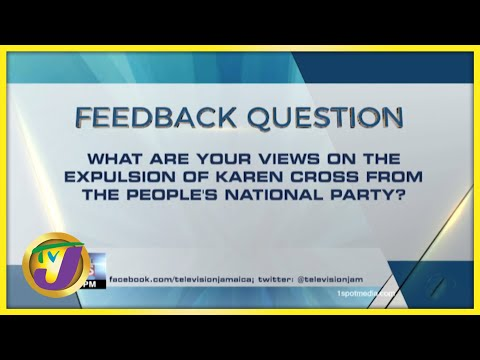 Feedback Question | TVJ News - Sept 29 2021