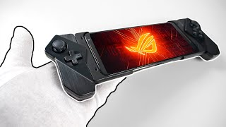 The Ultimate Smartphone Gaming Experience - Unboxing Asus ROG Phone 2 Super Package
