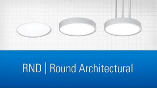 With recessed, surface, and suspended mounting types, the versatile RND is available in sizes up to 4' diameter. Create a unique and modern space – a perfect fit for schools, offices, retail spaces, and healthcare applications. Learn more: https://www.hew.com/search?q=rnd