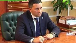 Губернатор провел встречу с председателем Арбитражного суда округа