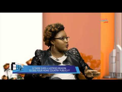 THE BLOG - Kimani Not Killing Show For Kenyans | Cool TV (Part 2)