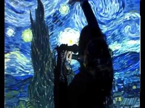 Van gogh notte stellata doovi for La notte stellata
