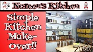 Kitchen Makeover for Better Organization  Noreen's Kitchen