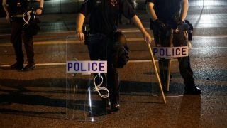 Do the police need more fire power?