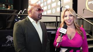 "CEO OF MAYWEATHER LEONARD ELLERBE ""THURMAN BEATING PACQUIAO PUTS HIM BACK ON TOP OF 147 LBS DIVISION"