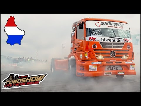 Road Show - Luxembourg's best car event in history