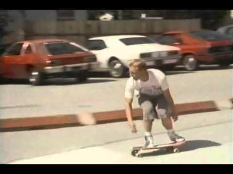Natas Kaupas - Santa Cruz Wheels of Fire (1987) // High Quality