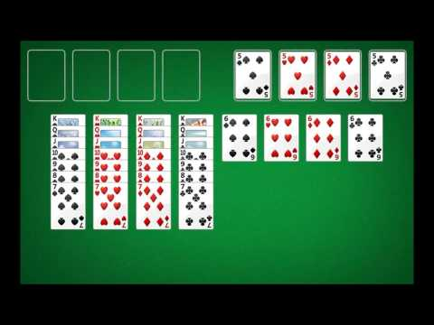 World's Easiest Game Of Freecell
