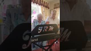 Entertainment at Hoar Cross Care Home