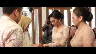 Marriage proposal Haryo & Miranti