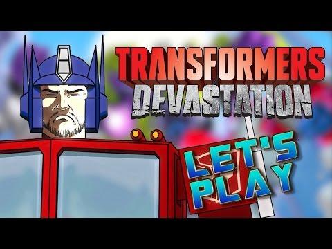 [Découverte] - Transformers Devastation - PC