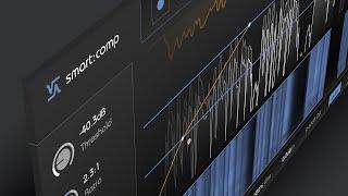 sonible smart:comp - A.I Spectro-Dynamic 컴프레서