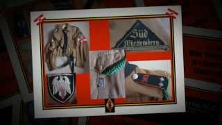 German ww2  Uniform of a Hitler Youth Squad leader. | WW2 Militaria