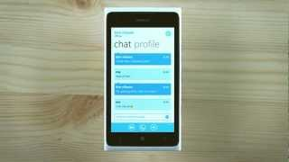 Official Skype for Windows Phone app