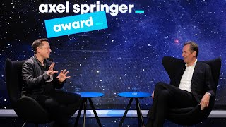 Axel Springer Award 2020