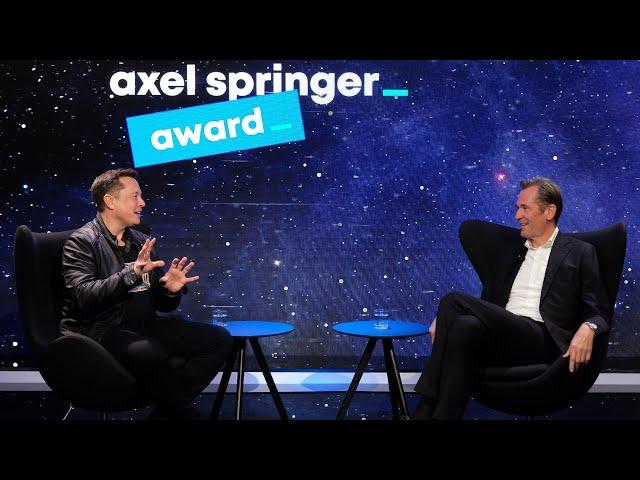 30-минутное интервью Илона Маска про текущий срез его фокуса внимания