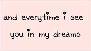 Glee - Everytime (Lyrics) HD