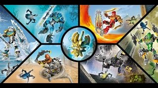 ОНИ ВЕРНУЛИСЬ - LEGO BIONICLE 2015(, 2014-12-26T09:43:01.000Z)