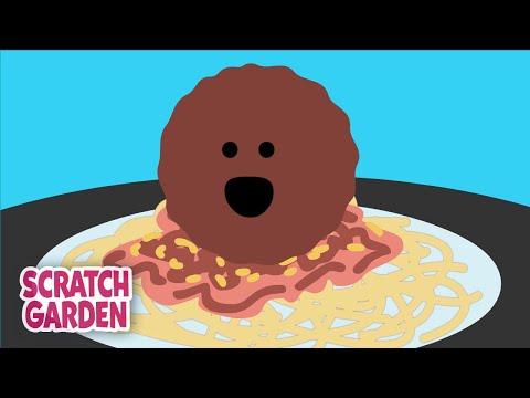 On Top of Spaghetti | Scratch Garden