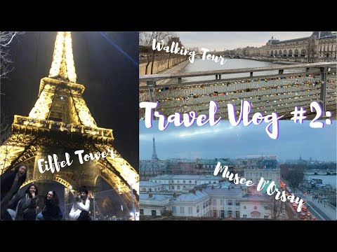 SOLO TRAVEL IN EUROPE: Heading to PARIS, Some Anxiety(?), & Reuniting with My Friends!