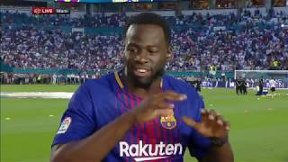 Draymond Green discusses friendship with Neymar, talks football & more