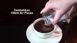 Cara membuat minuman cokelat hangat - DynaKat