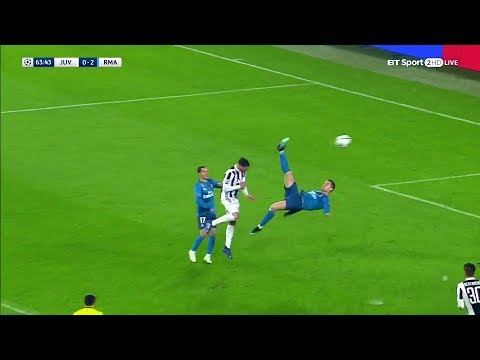 Cristiano Ronaldo Vs Juventus Away 17-18 HD 1080i By zBorges