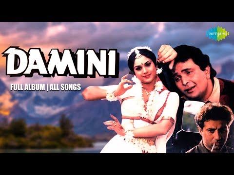 Damini - All Songs  | Full Album | Rishi Kapoor | Meenakshi Sheshadri | Sunny Deol