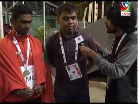 """Dhivehin Ran Vanayakah"" - PSM,TVM Sports - programme 1"