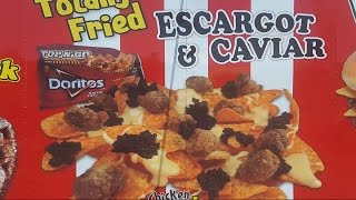 Escargot & Caviar Doritos Review - OC Fair 2016