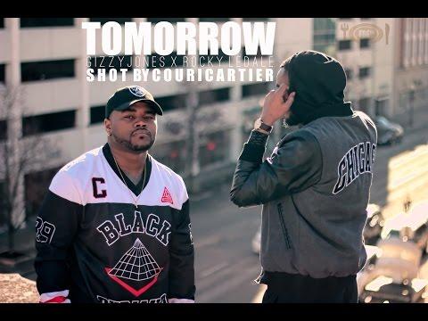 Gizzy Jones x Rocky LeDale - Tomorrow - Shot By Couri Cartier