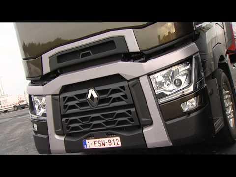 TRANSPORT.TV 24: Inge test 6 Euro 6-trucks