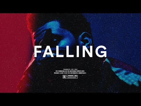"The Weeknd Type Beat ""Falling"" Smooth R&B Rap Instrumental 2019"
