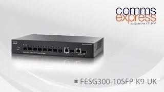 Cisco 300 Series Switch SG300-10SFP