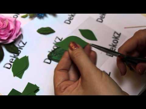 Как рисовать листья - art-