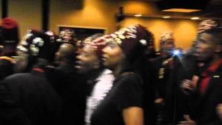 MASONS ENTRANCE/STROLL-AUSTIN,TX 2013 BALL