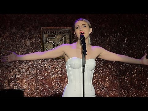 Annaleigh Ashford Takes It Down a Few Notches With Wicked's