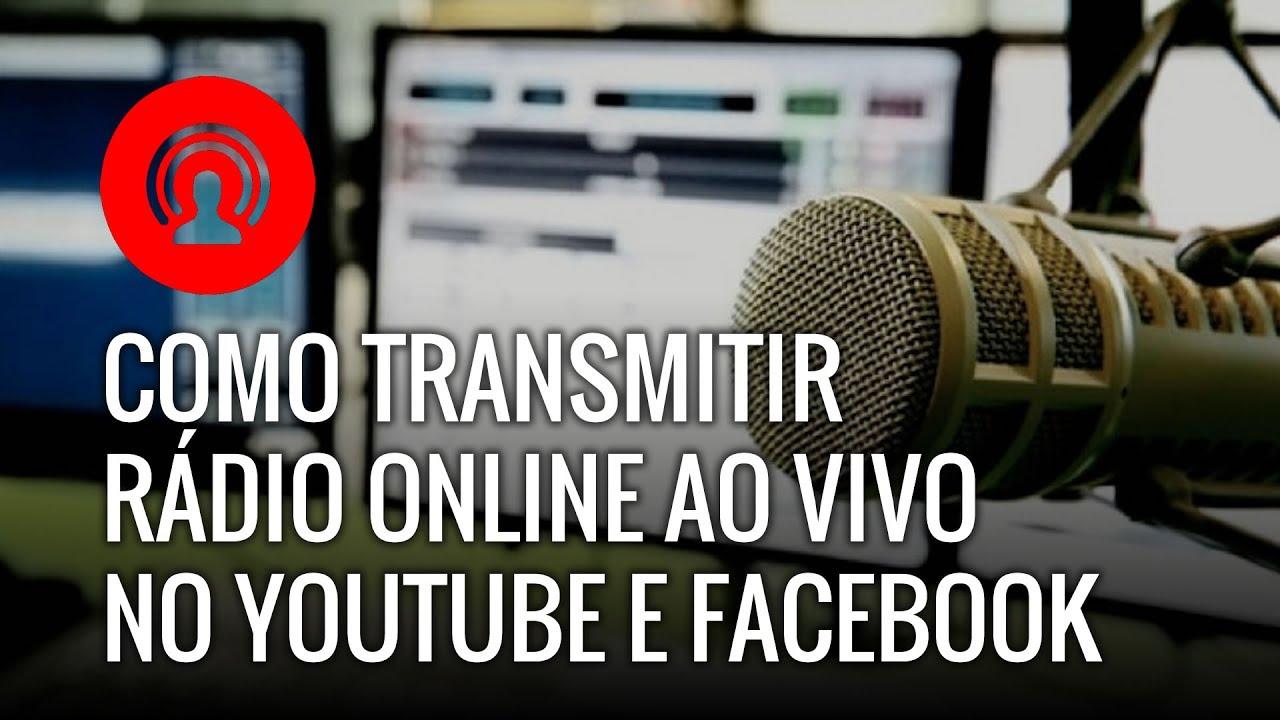 Como transmitir rdio online no youtube e facebook youtube como transmitir rdio online no youtube e facebook stopboris Gallery
