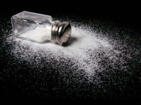 Пищевая морская соль против столовой поваренной