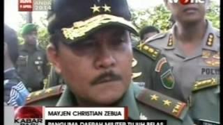 TNI Amankan Gangguan Jelang Pemilu 2014 - Papua   TV ONE