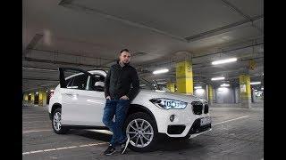 Janusz w BMW X1 - passat odpalił