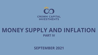 Money Supply and Inflation Part 4