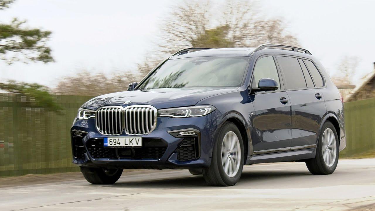 BMW X7 - auto24.ee proovisõit