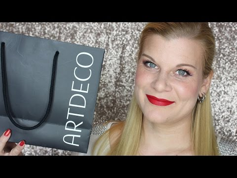 ARTDECO Try On + First Impressions | Makeup Your Mind