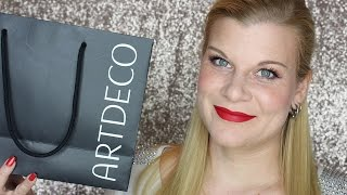 Gambar cover ARTDECO Try On + First Impressions | Makeup Your Mind