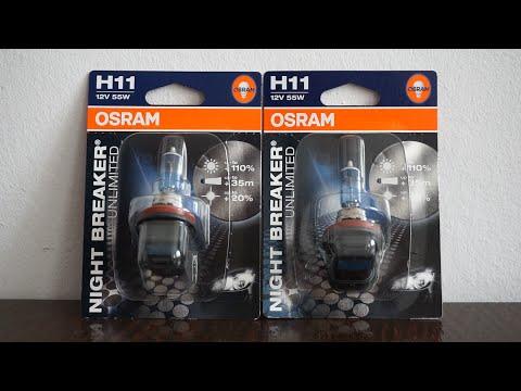 osram h4 64193nbl night breaker laser 12v 60 55w 4300k. Black Bedroom Furniture Sets. Home Design Ideas